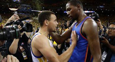 El contrato de Curry, la clave para que los Warriors firmaran a Kevin Durant