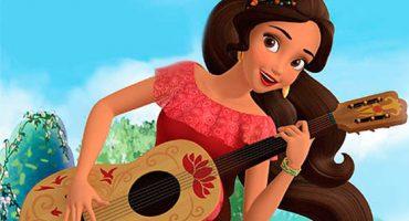 Conoce a Elena, la primera princesa latina de Disney