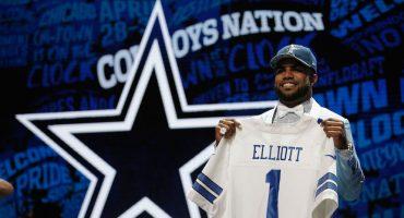 Los Dallas Cowboys y Ezekiel Elliot: ¿una inversión de alto riesgo?