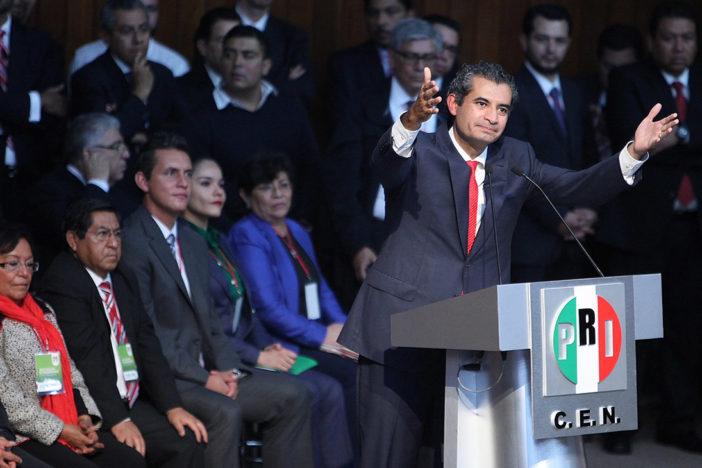 Tiemblen corruptos: líder del PRI advierte que se vienen más casos contra ex gobernadores
