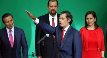 Nuevo líder nacional del PRI llama a destituir gobiernos priistas corruptos