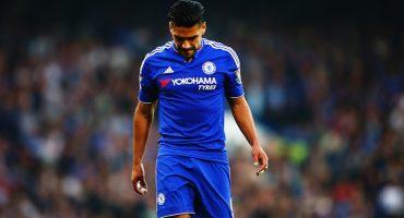 Radamel Falcao y Alexandre Pato se van del Chelsea