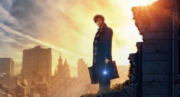 Dejen que la magia los invada con el trailer de Fantastic Beasts and Where to Find Them