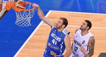 México pierde ante Grecia en el repechaje de FIBA para Río 2016