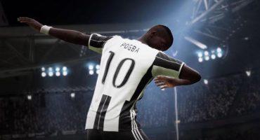 Tendremos el Dab como celebración en el FIFA17