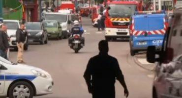 Francia: reportan toma de rehenes en iglesia; hay tres muertos