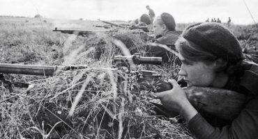Las francotiradoras soviéticas que aterrorizaron a los Nazis