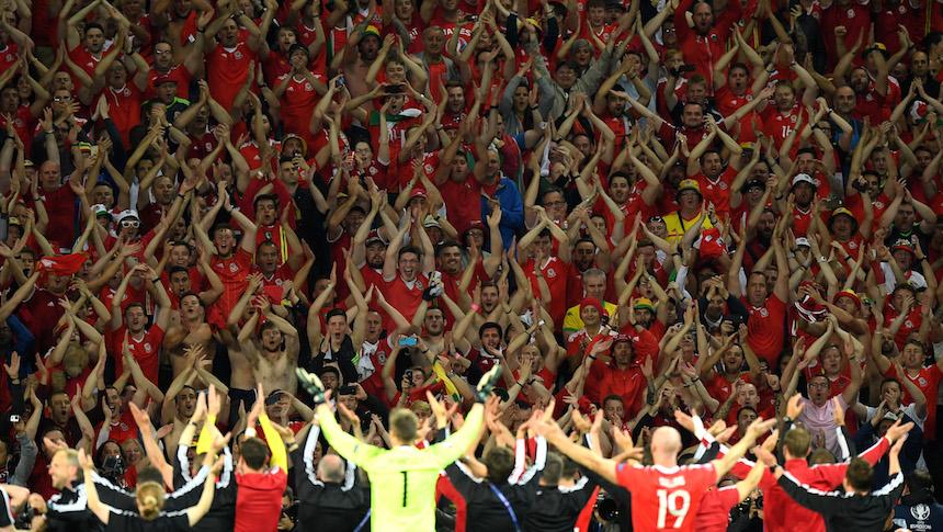 Héroe, villano y aficionada del día en la Eurocopa