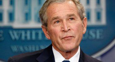 Bush se pone a bailar... en pleno funeral de los policías de Dallas