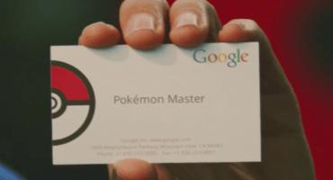 Google predijo la existencia de Pokémon Go hace dos años
