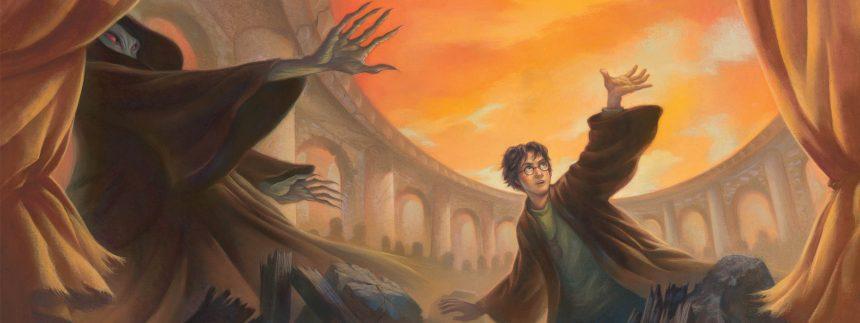 Un día como hoy se publicó el último libro de Harry Potter