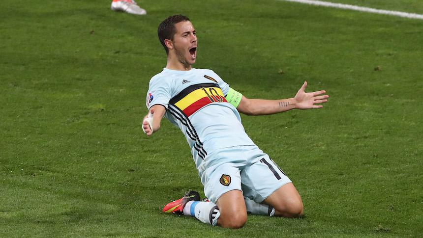 Hazard al Real Madrid y más rumores de transferencias en el futbol internacional