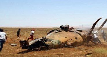 Francia admite operaciones militares en Libia tras derribo de helicóptero