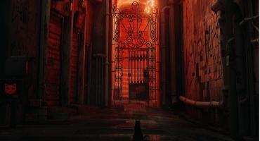 Un nuevo videojuego les permitirá explorar una ciudad futurista con los ojos de un gato