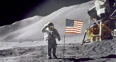 El hombre SÍ llegó a la Luna