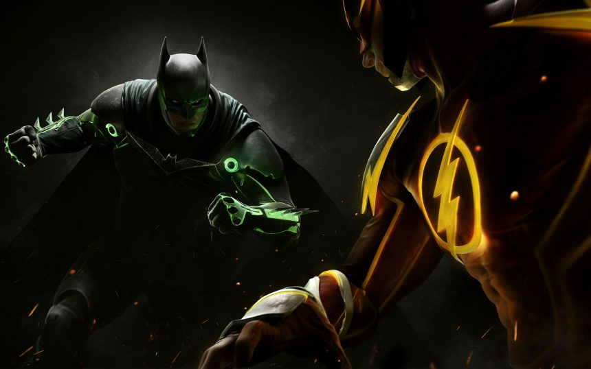 Se revelarán dos personajes para Injustice: God Among Us 2 en la Comic-Con