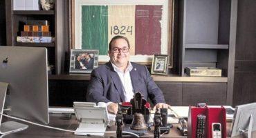 Duarte presenta declaración patrimonial: gana 2,2 mdp... 1,3 mdp más de lo que debería