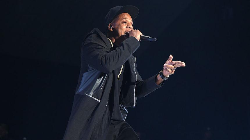 Jay Z estrenó