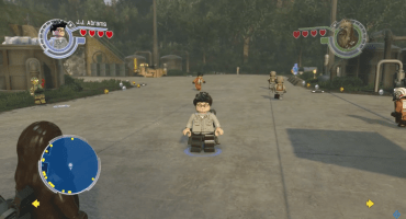¡J. J. Abrams es personaje jugable en el nuevo juego de Lego!