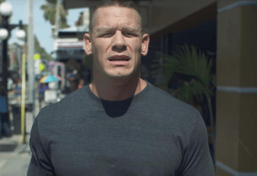 John Cena nos explica cual es el significado detrás de la palabra