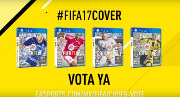 Esta es su oportunidad para decidir quién saldrá en la portada de FIFA 17
