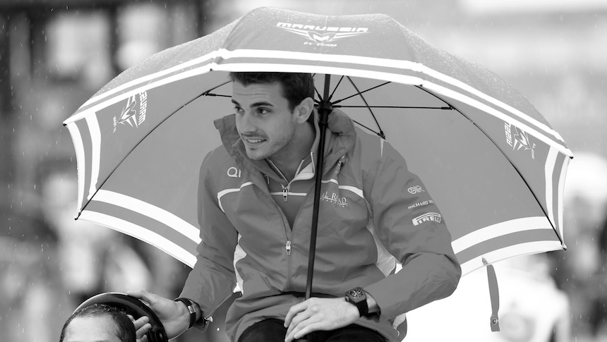 Se cumple un año de la muerte de Jules Bianchi