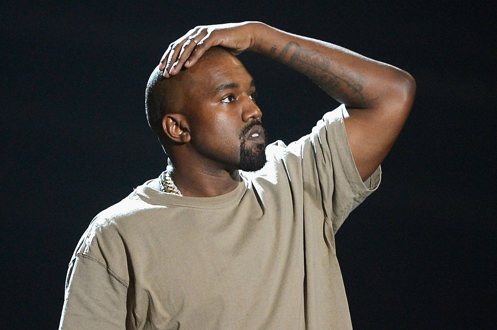 Kanye West llama a Tidal y Apple Music a resolver sus problemas