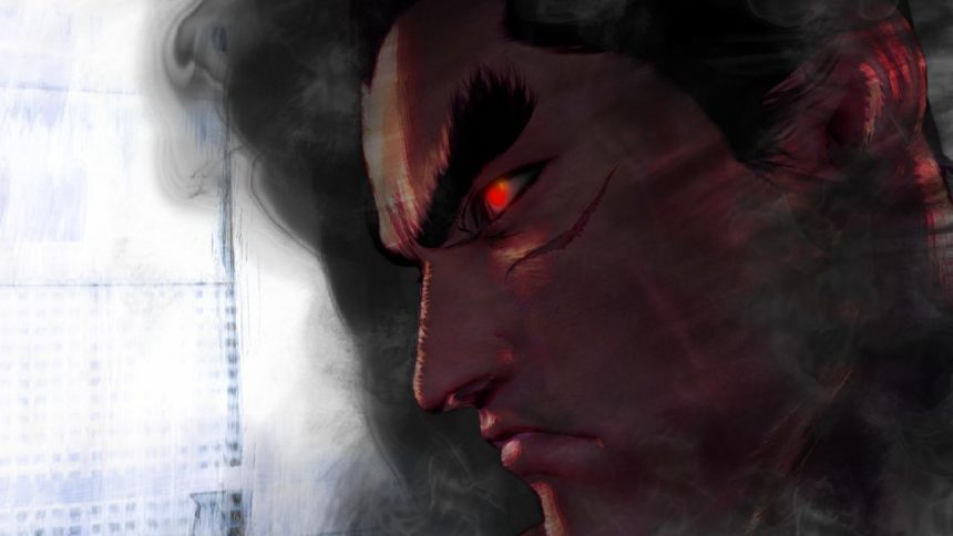 Devil Gene: Kazuya Mishima