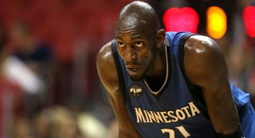 Kevin Garnett se retira de la NBA