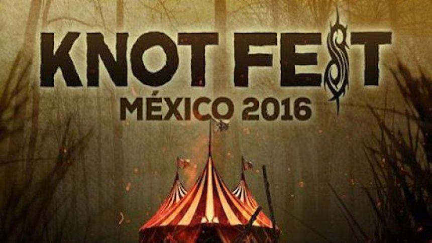 ¡Antes que nadie aquí les presentamos el cartel completo del Knotfest!