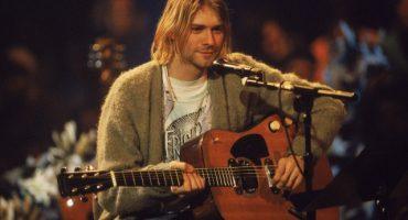 Frances Bean Cobain pelea en divorcio la última guitarra que tocó su padre Kurt