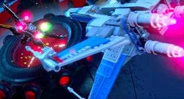 Chequen el gameplay de Lego Star Wars: The Force Awakens