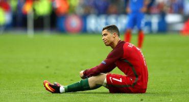 Galería: El dolor más grande de Cristiano Ronaldo