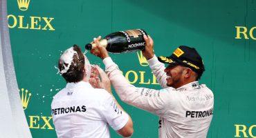 Nadie puede con Lewis Hamilton; ahora triunfa en el Gran Premio de Alemania