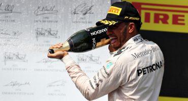 Lewis Hamilton sigue imparable; triunfa en el Gran Premio de Hungría