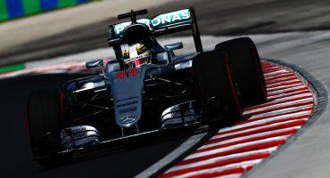Lewis Hamilton sufre accidente durante las prácticas del Gran Premio de Hungría