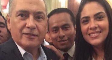 PRI: Detienen a líder juvenil con capo de los Beltrán Leyva... estaba dando un