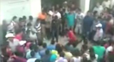 Veracruz: Linchamiento de ladrón no refleja falta de seguridad; son usos y costumbres: secretario de gobierno