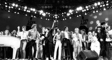 Día Internacional del Rock: a 33 años del primer Live Aid