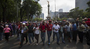 ¡Abusados! Este miércoles la CNTE anuncia cuatro marchas en la CDMX