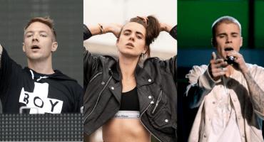 Escucha la nueva canción de Major Lazer con Justin Bieber y MØ
