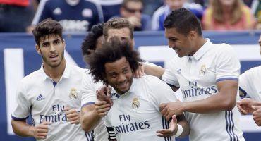 Con un espectaculo de Marcelo, el Real Madrid se impone al Chelsea
