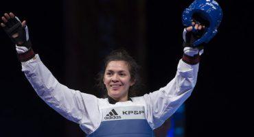 María del Rosario Espinoza, una tercera medalla olímpica a la vista