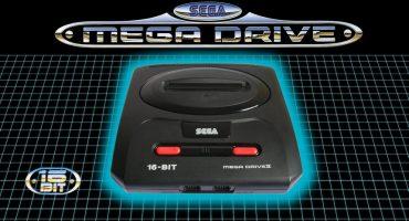 Sega sacará su propia versión Mini del Mega Drive