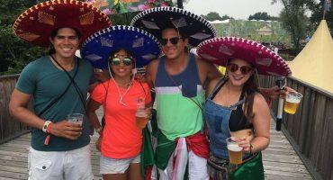 Galería: Mexicanos en Tomorrowland 2016