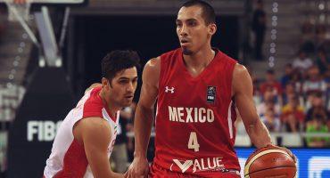 México supera a Irán en el repechaje de basquetbol para Río 2016