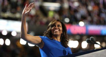 El discurso con el que Michelle Obama ofreció su apoyo a Hillary Clinton