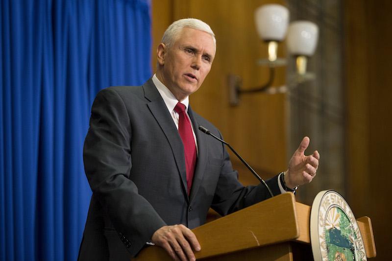 Conoce a Mike Pence: el elegido de Trump para la vicepresidencia de EU