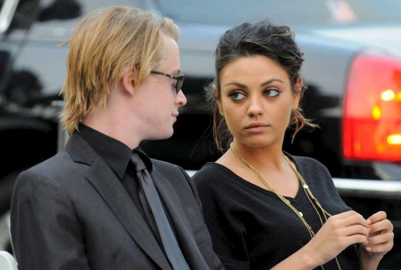 Mila Kunis habla acerca de cómo era salir con Macaulay Culkin