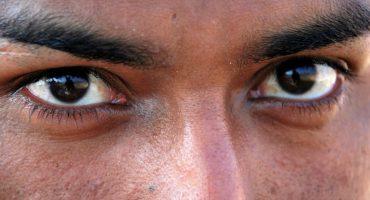 ¿Cuánto tiempo puedes mantener la mirada fija antes de sentirte incómodo?